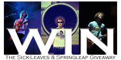 Win Sick-Leaves & springleap goodies with The BlaBla Blog