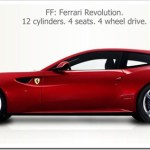 Ferrari FF 2011 Revealed to the World