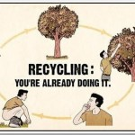 Monday Mirth: Recycling – You're Already Doing It!