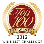 Top 100 SA Wine Lists Announced