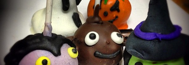 "Halloween ""Cake Pops"""