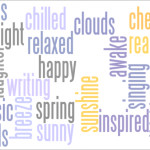 My Word! Word Clouds By Wordle