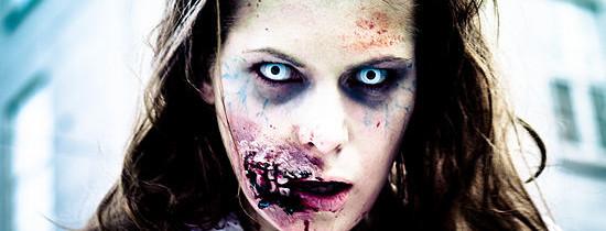 Zombie Apocalypse Warning