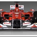 First Look: Ferrari F10 (F1 2010)