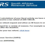 Mind Your Spam 2: SARS Refund Email Hoax