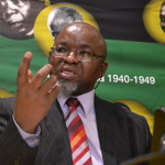 Mantashe on Being a Bully