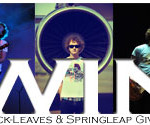 Win with BlaBla & The Sick-Leaves & Springleap