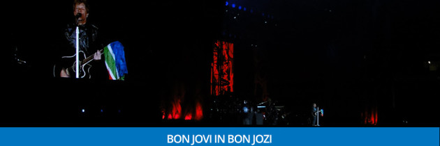 Bon Jovi In Bon Jozi
