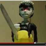 Chainsaw Maid – Clay Animation Horror Movie
