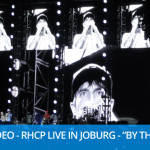 "Video: Red Hot Chili Peppers ""By The Way"" Live in Joburg"